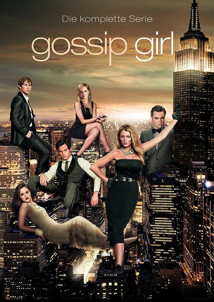 Gossip Girl poster season
