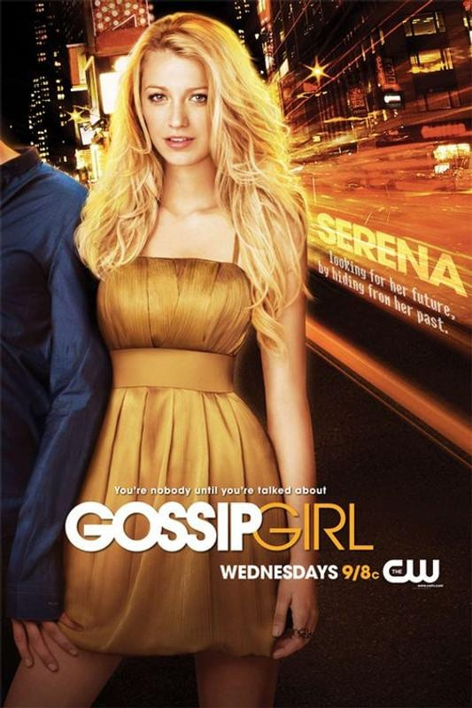 Gossip Girl Serena poster
