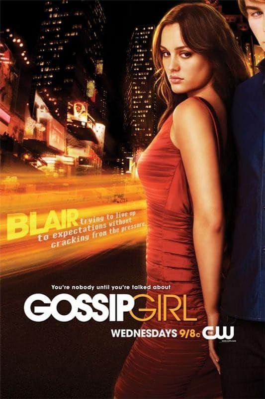 Gossip Girl B;air poster