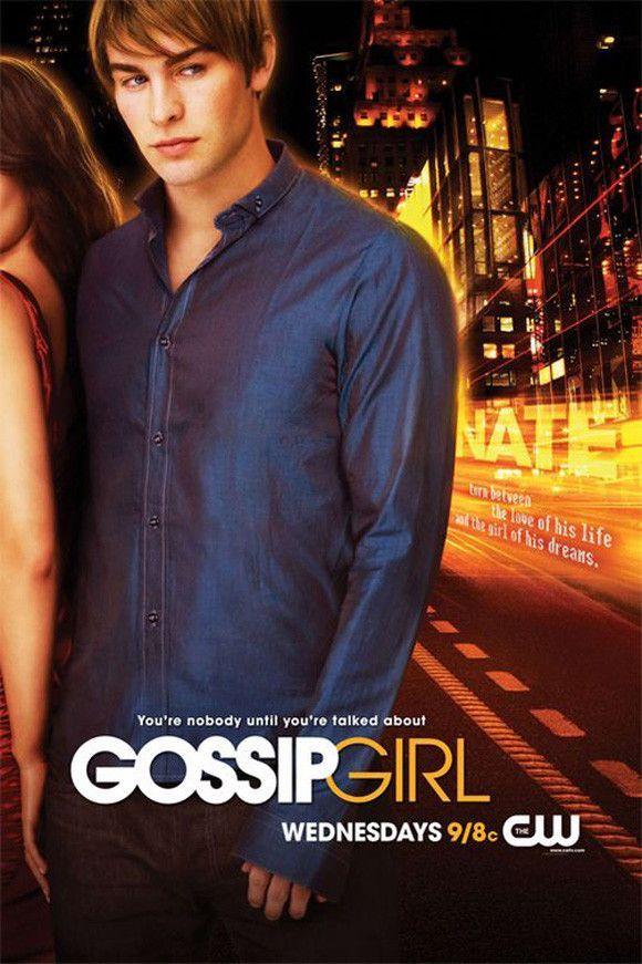 Gossip Girl Nate poster