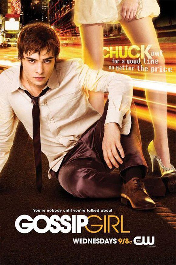 Gossip Girl Chuck poster