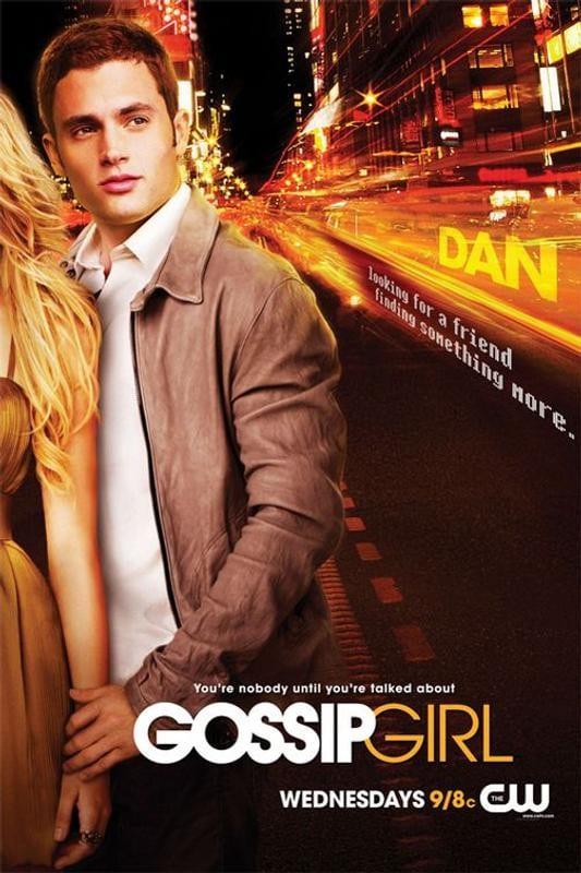 Gossip Girl Dan poster