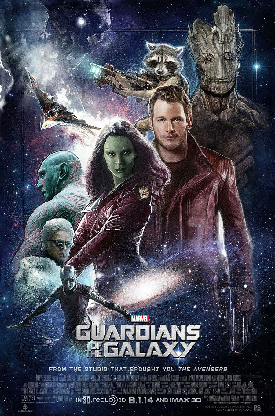 Guardian-of-the-galaxy-high-quality-printable-posters-and-wallpapers
