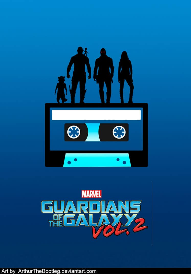 Guardian-of-the-galaxy-vol-2-high-quality-printable-posters-wallpapers-the-awesome-mix-vol-2-poster