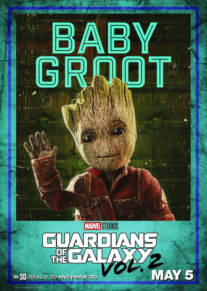 Guardian-of-the-galaxy-vol-2-high-quality-printable-posters-wallpapers-baby-groot-official-poster