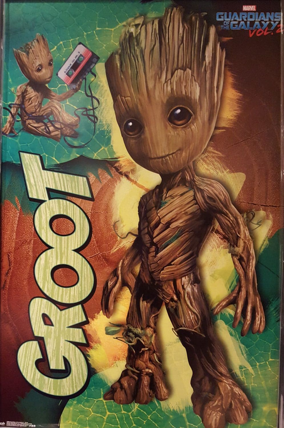 Guardian-of-the-galaxy-vol-2-high-quality-printable-posters-wallpapers-garden-of-the-galaxy-baby-groot