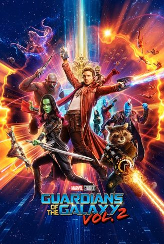Guardians of The Galaxy Vol 2 Poster Collection