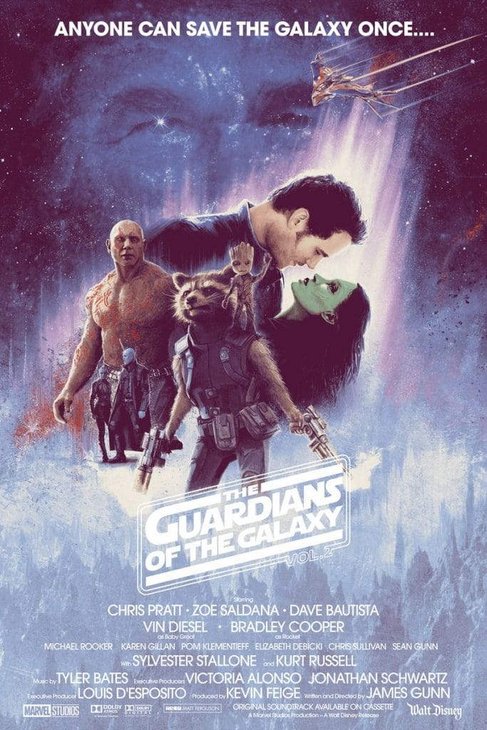 Guardian-of-the-galaxy-vol-2-high-quality-printable-posters-wallpapers-peter-quill-and-gamora-in-love