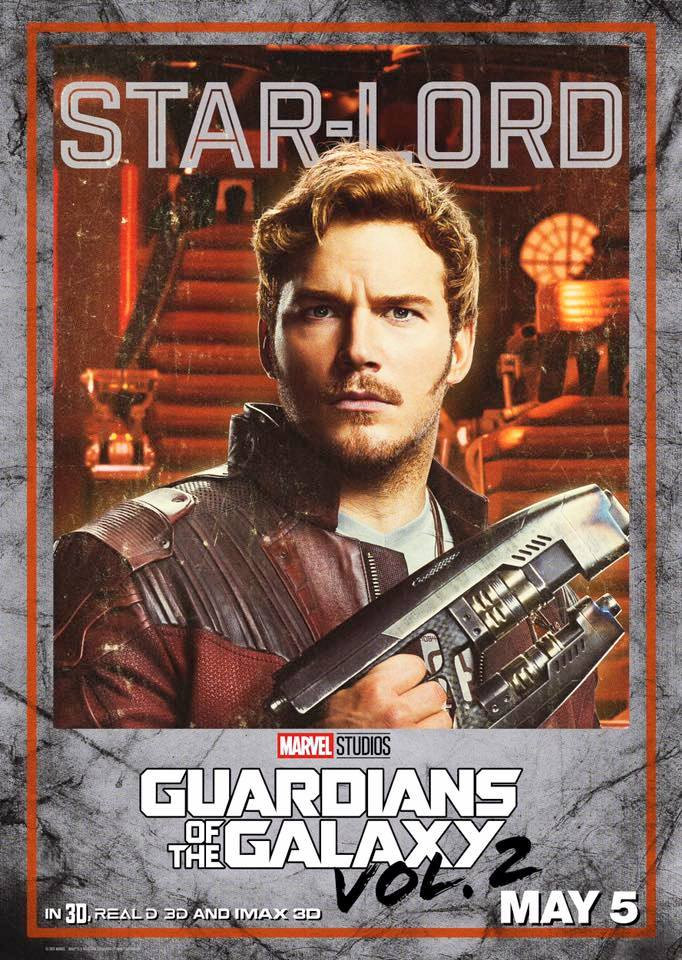 Guardian-of-the-galaxy-vol-2-high-quality-printable-posters-wallpapers-peter-quill-star-lord
