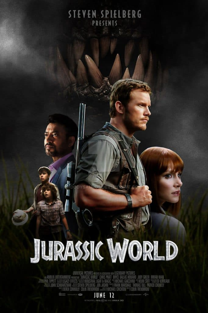 Jurassic-World-Poster-hd-printable-all-characters-in-one