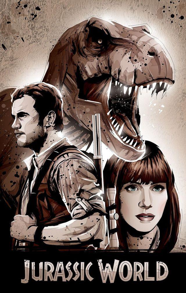 Jurassic-World-Poster-hd-printable-cartoon-poster