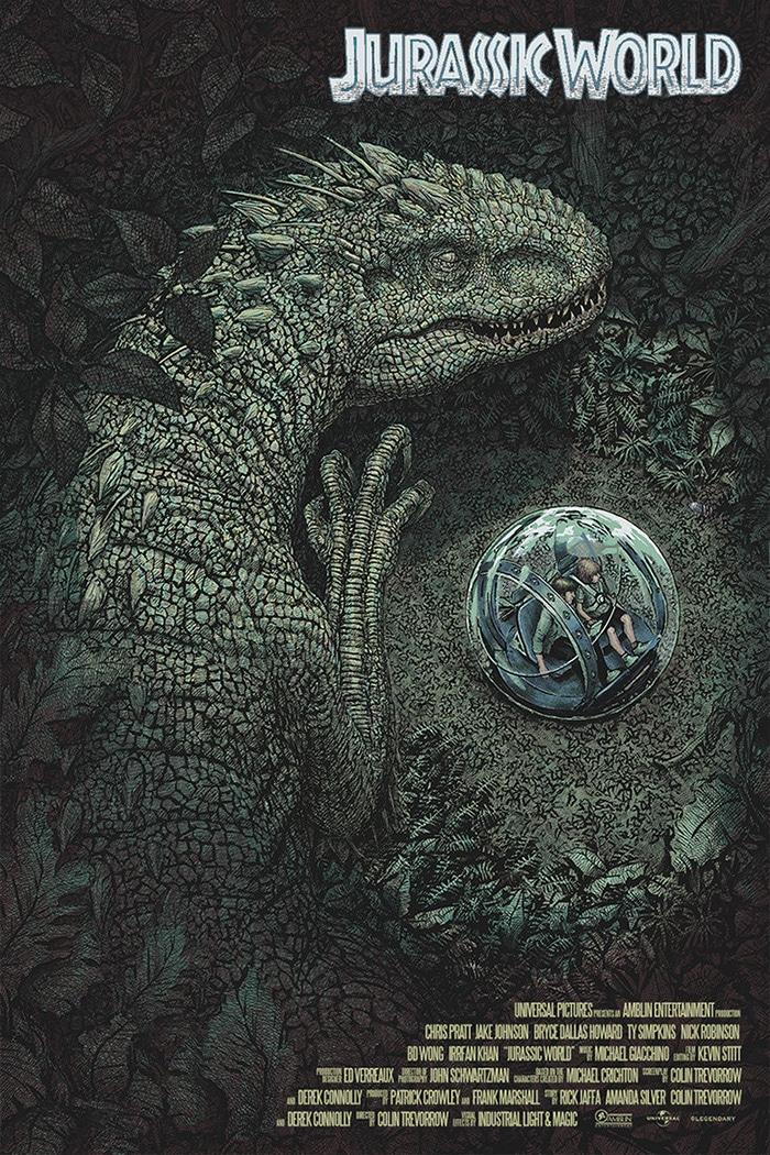 Jurassic-World-Poster-hd-printable-indominus-the-miain-dinosaur-in-jurassic-world