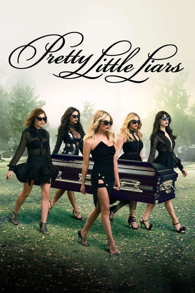 Pretty Little Liars poster Season 5