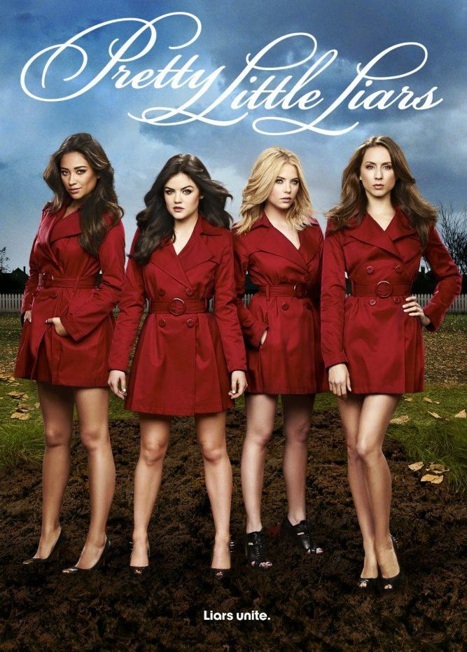 Pretty Little Liars poster Season 7
