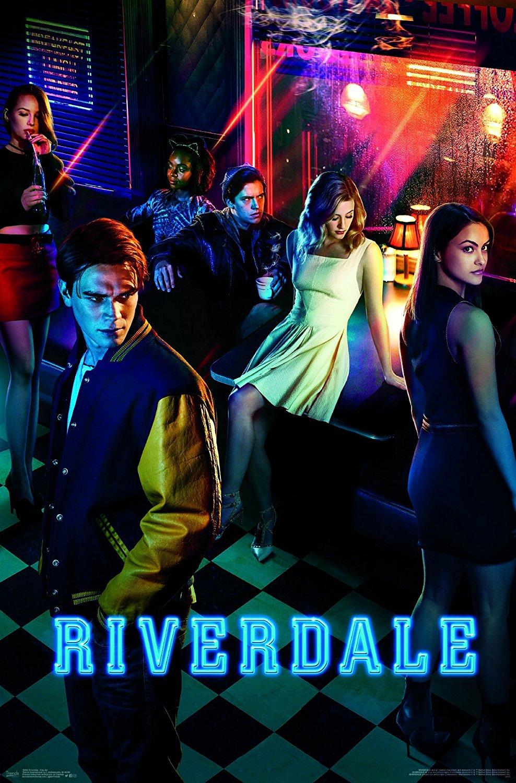Riverdale Bar poster