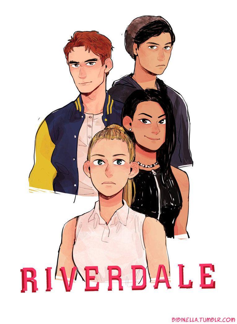 Riverdale poster Comics