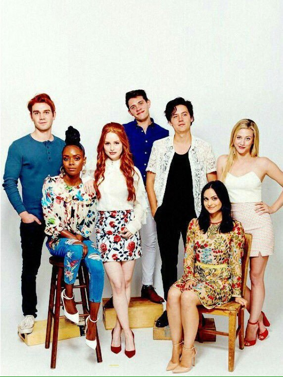 Riverdale poster Cast