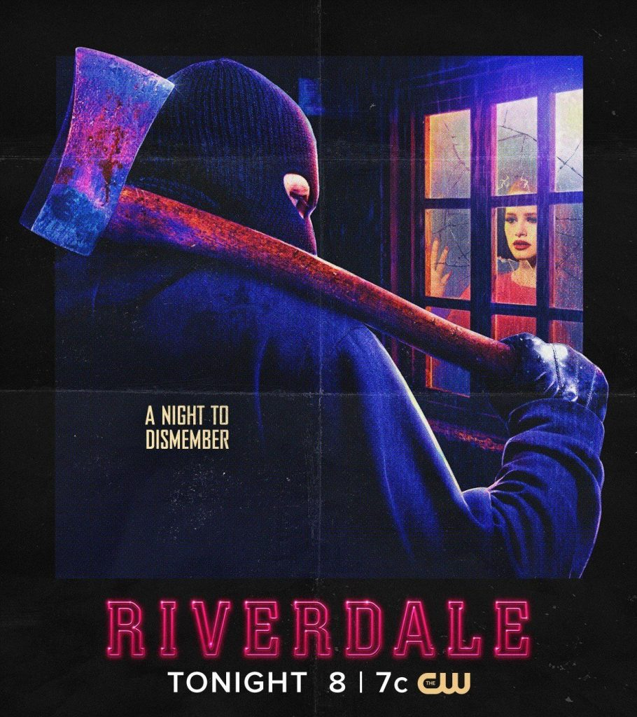 Riverdale Blackhood poster