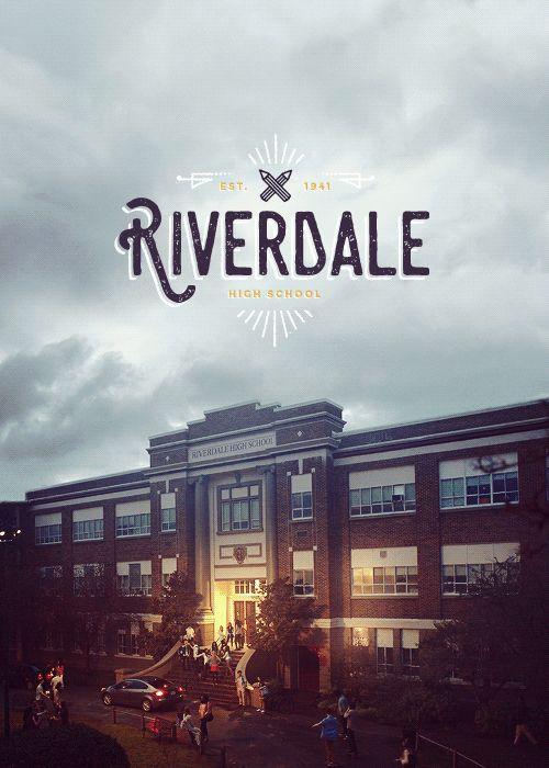 Riverdale school poster