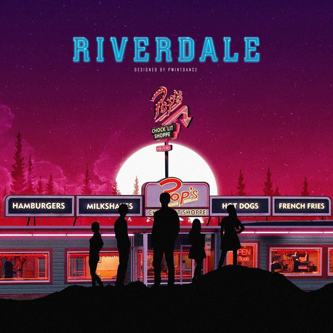 Riverdale Pops poster