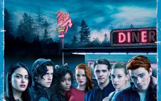 Riverdale Diner poster