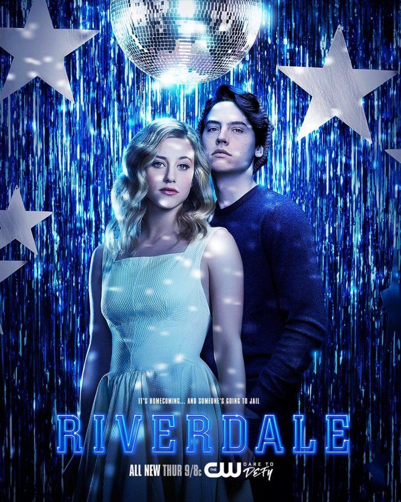 Riverdale Bughead poster
