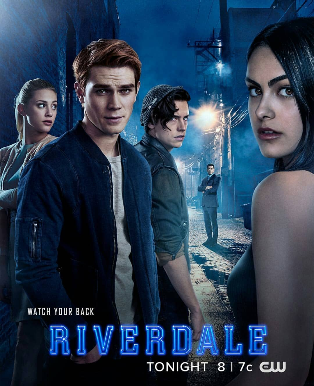Riverdale mystery poster