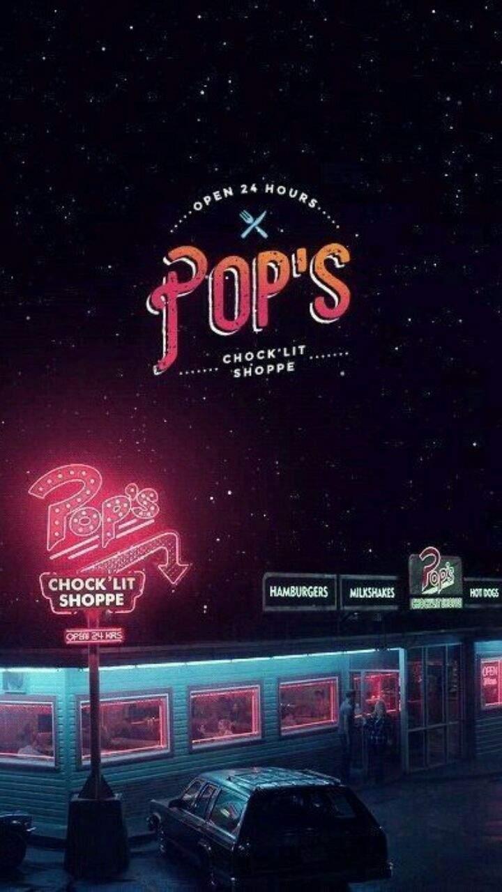 Riverdale pops shopee poster