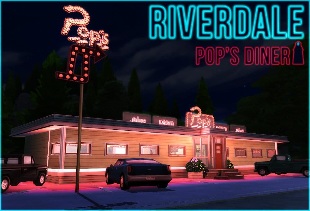 Riverdale chock-lit poster