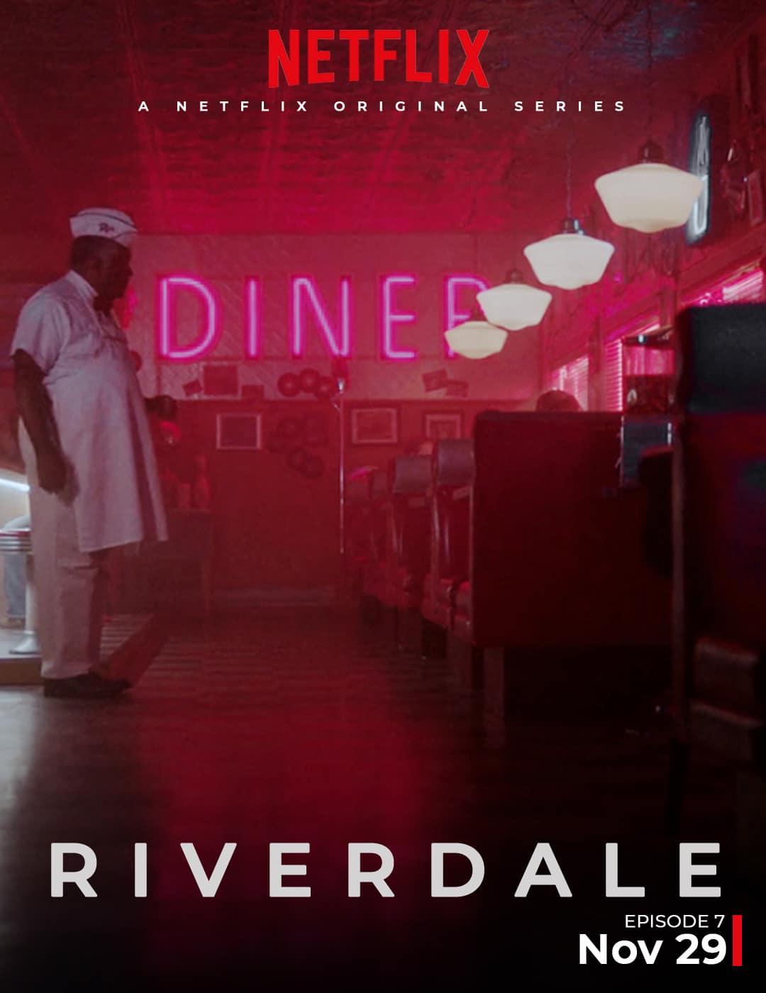 Riverdale Pop poster