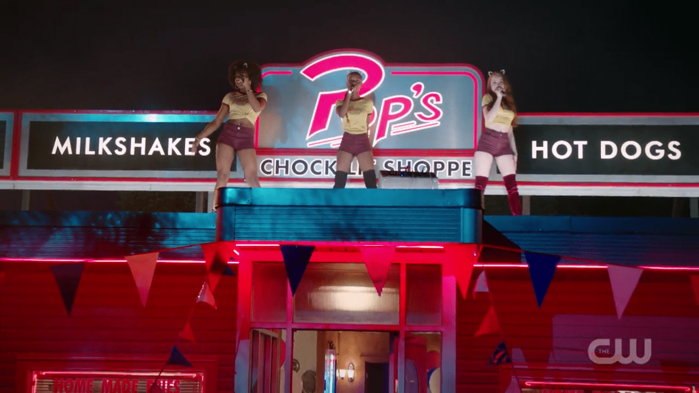 Riverdale Pussycats poster