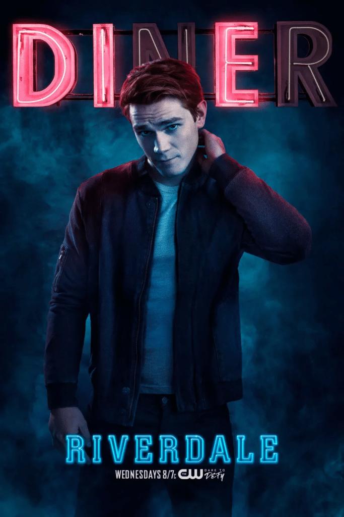 Riverdale Archie poster