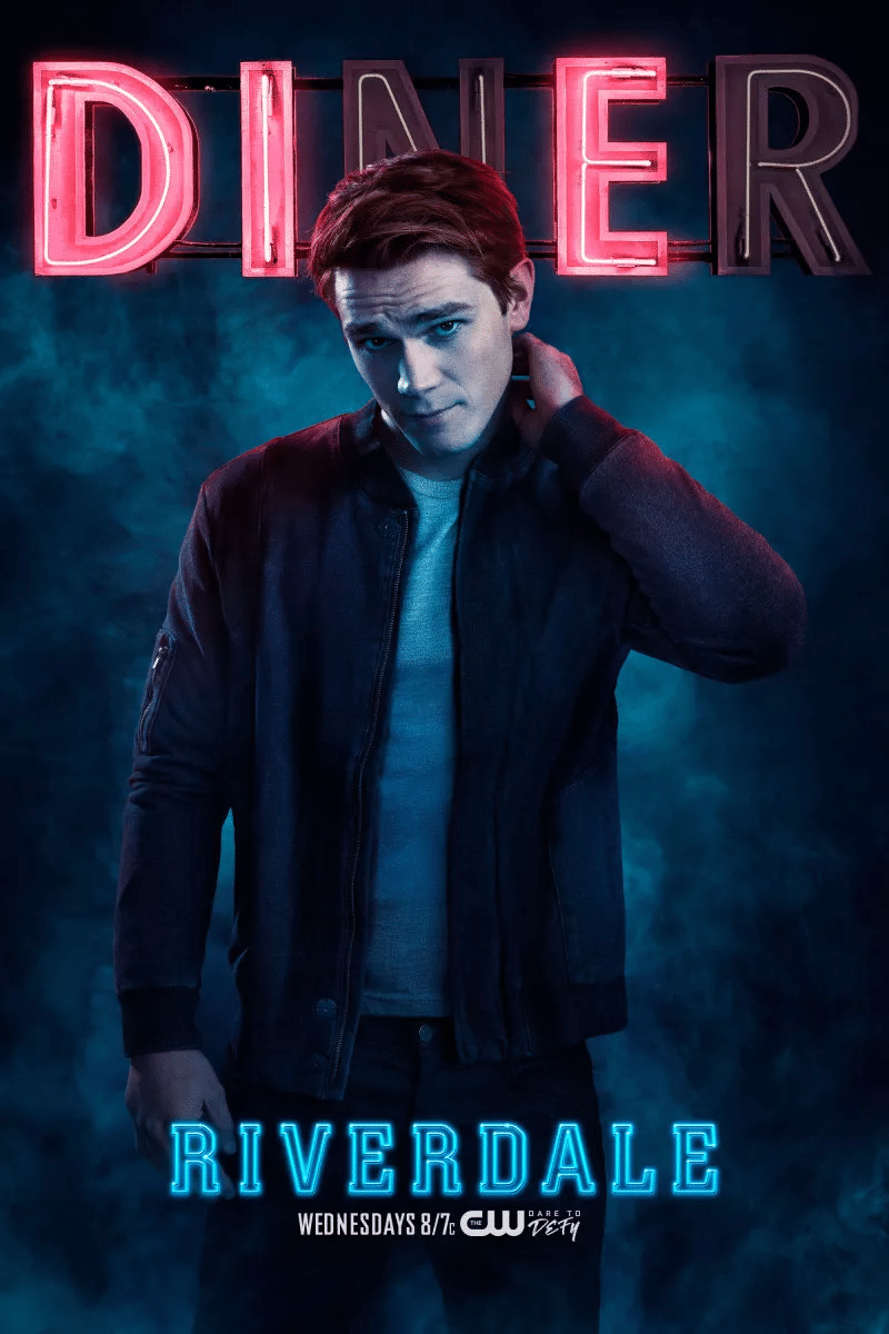 Riverdale Archie poster