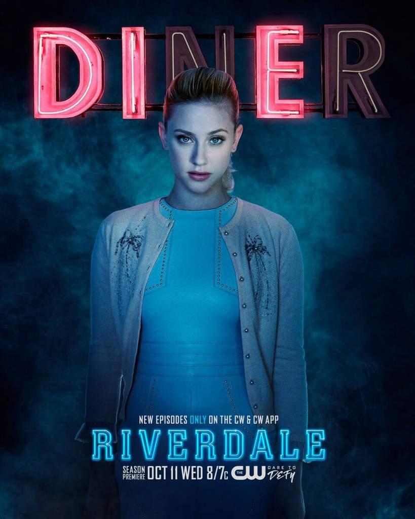 Riverdale Betty poster