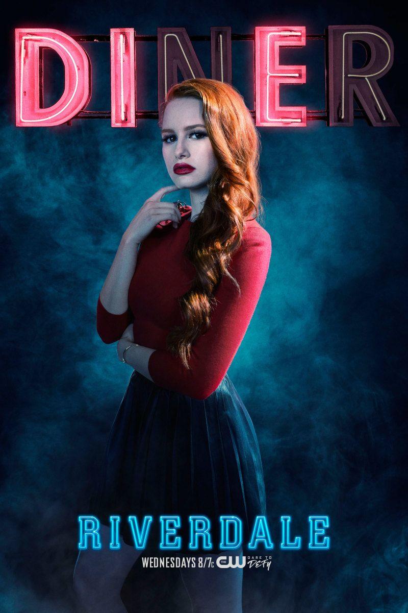 Riverdale Cheryl poster