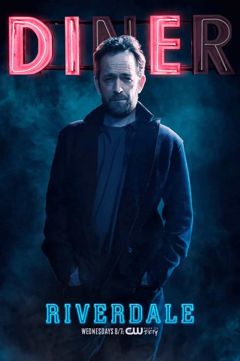 Riverdale Fred poster