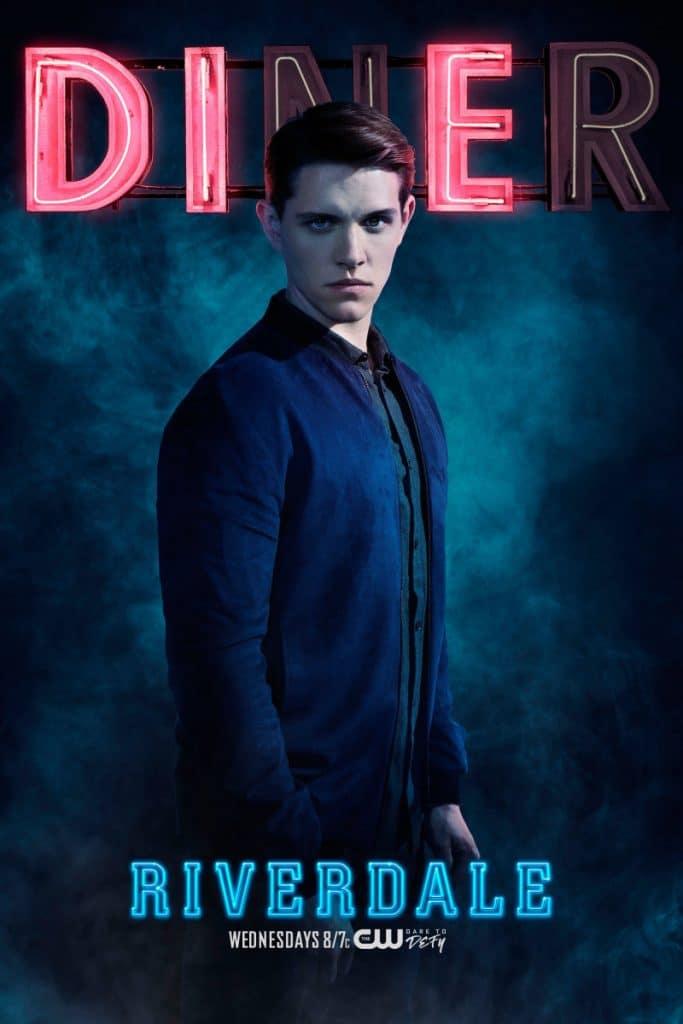 Riverdale Kevin poster