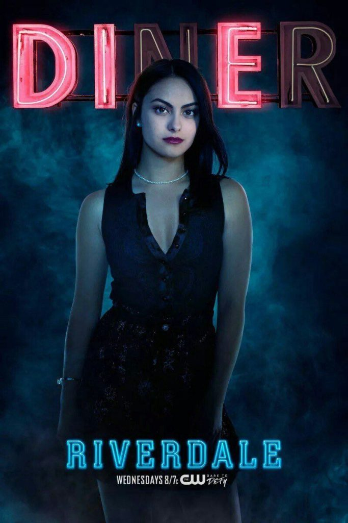 Riverdale Veronica poster
