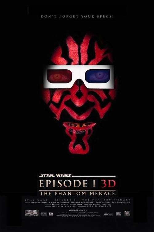 star wars hd printable poster wallpaper episode 1 the phantom menace funny villain 3d