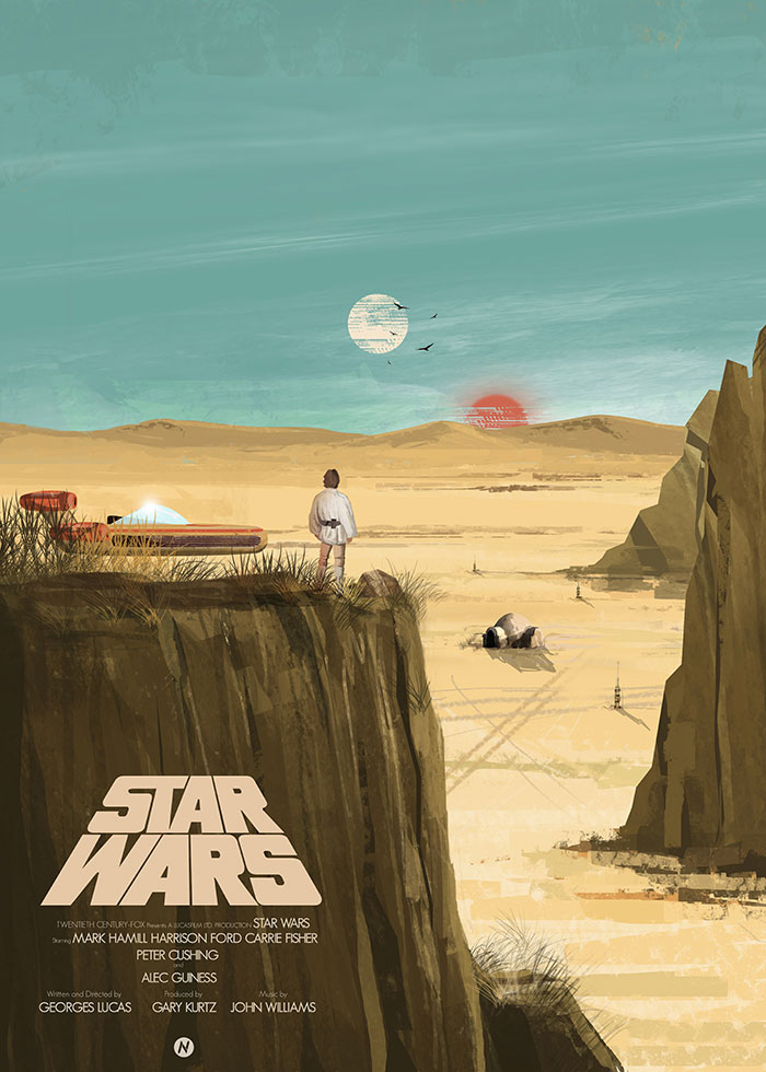 star wars hd printable poster wallpaper art cartoon animated poster