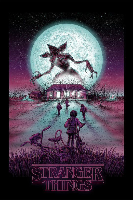 Stranger Things Poster 40 Printable Posters Free Download