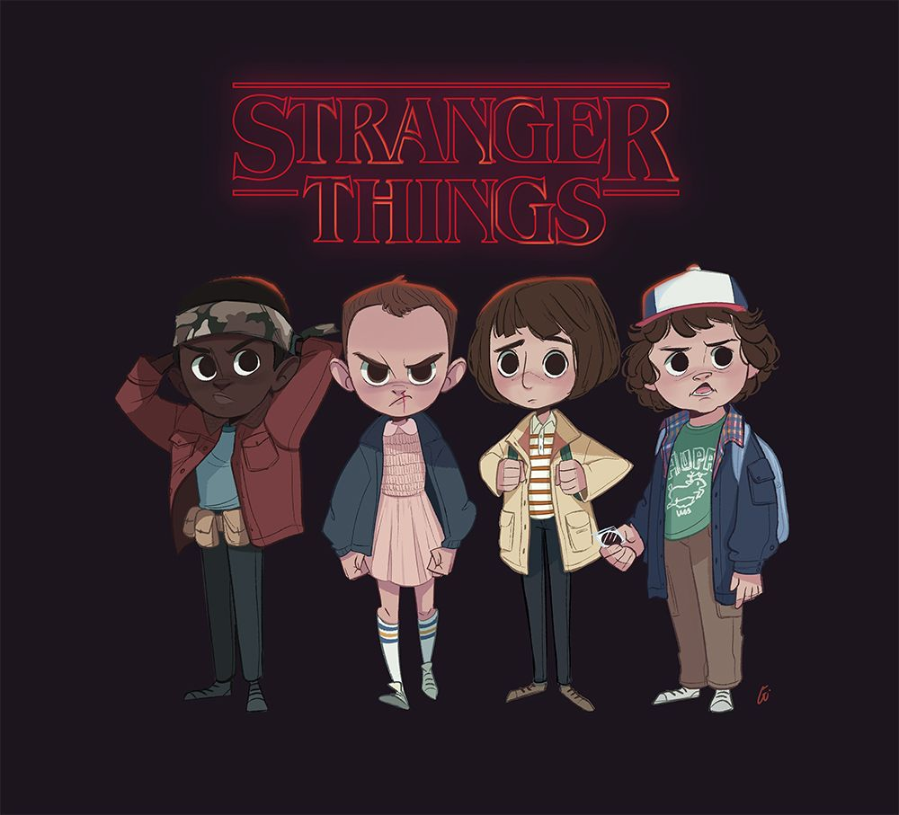 Stranger Things Poster 40 Printable Poster Collection Of The Show