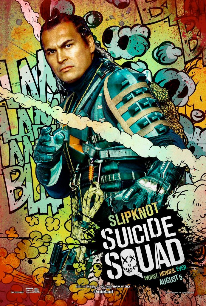 suicide squad hd printable Poster wallpaper slipknot art