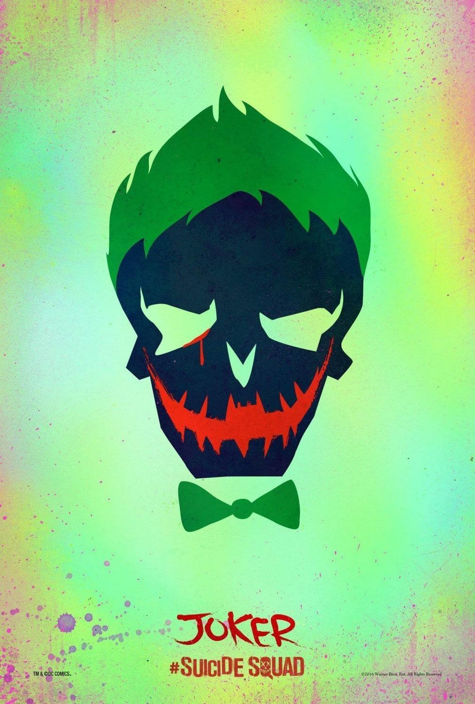 suicide squad hd printable Poster wallpaper joker animated poster cartoon art