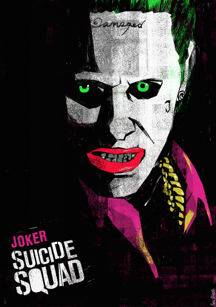 Suicide Squad Poster 40 High Quality Printable Posters For Bad Guys