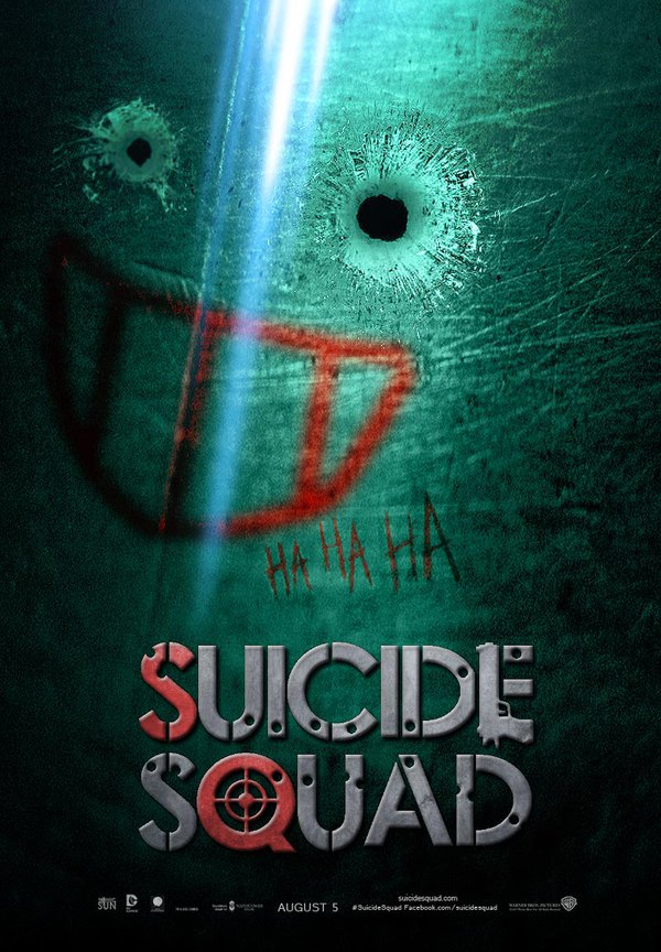 suicide squad hd printable Poster wallpaper jokers evil laugh art
