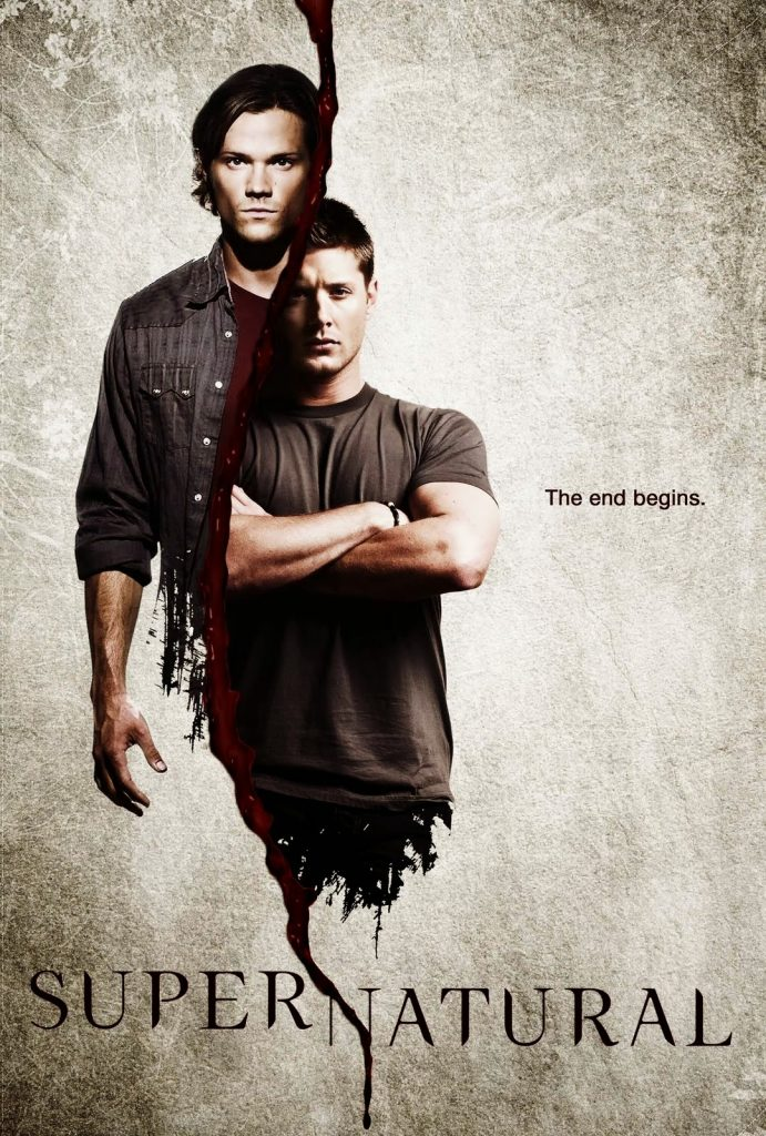 Supernatural posters Dean and Sam