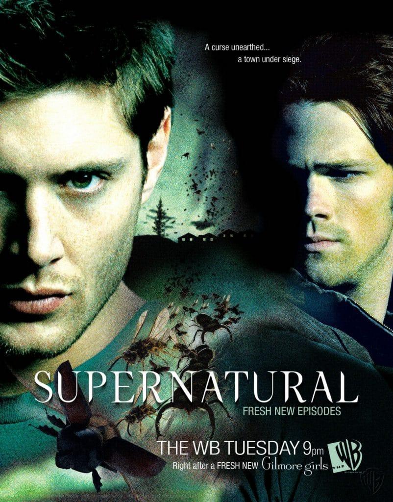 Supernatual poster