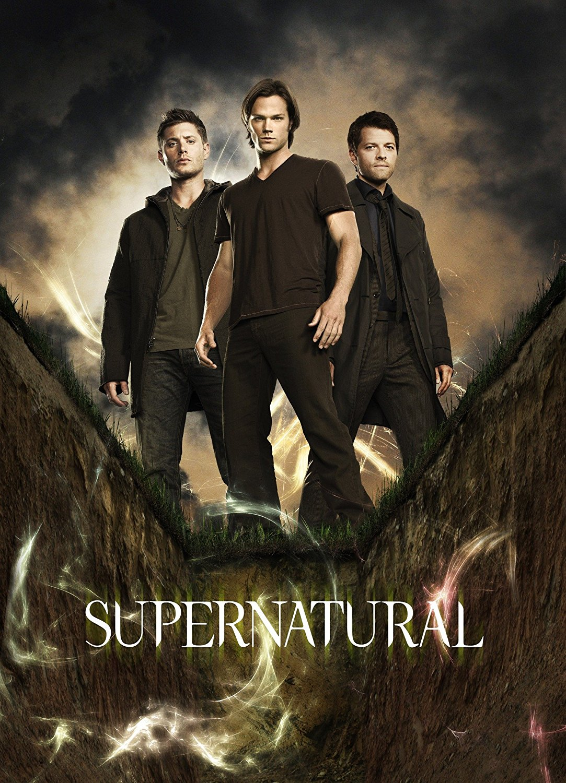 Supernatural poster Trio