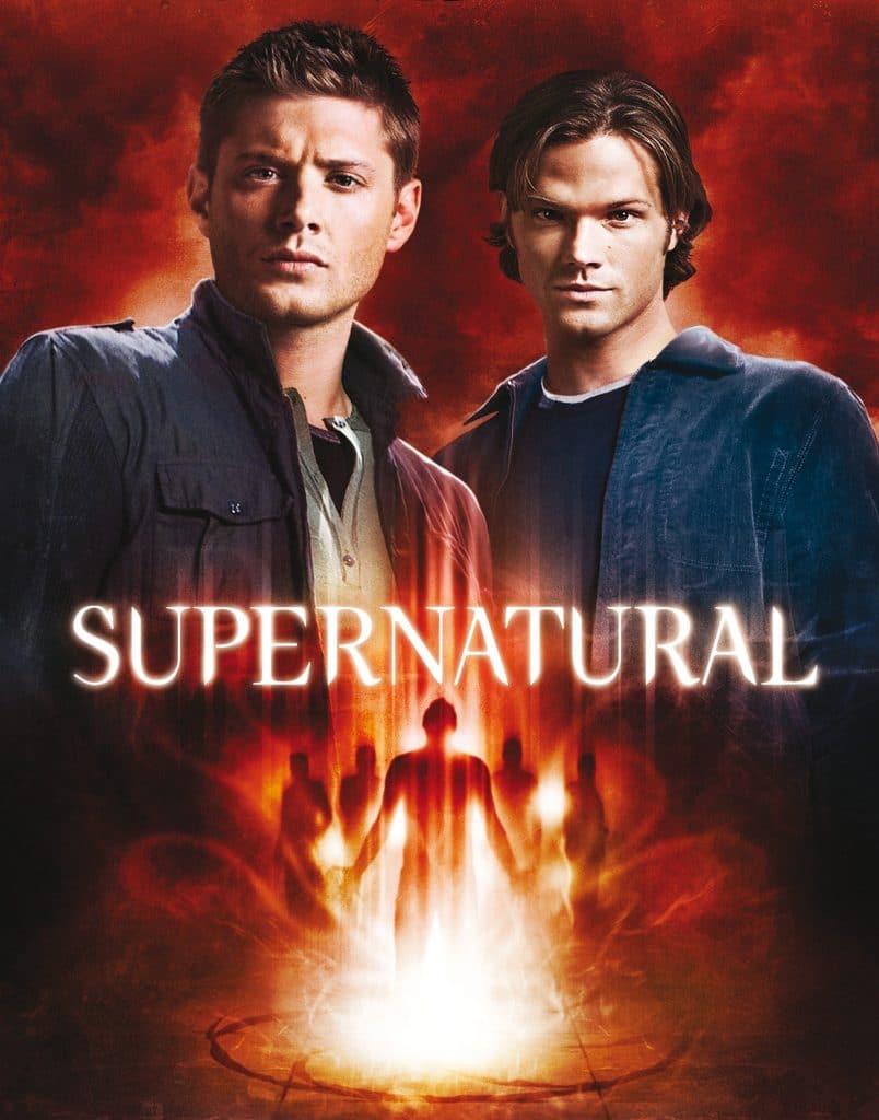 Supernatural poster Sam and Dean